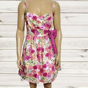 Trixie Floral Summer Party Dress